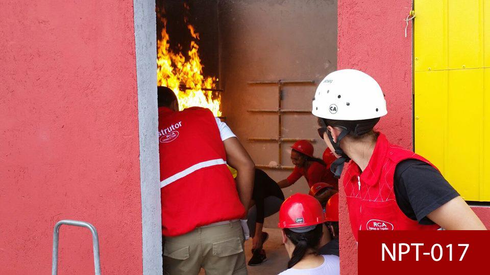 Treinamento Brigada de Incêndio em Curitiba
