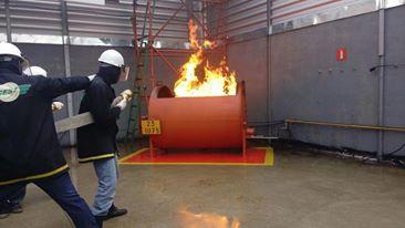 Treinamento Combate a Incêndio em Curitiba